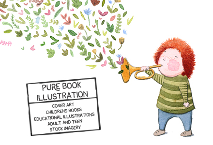 Book Publishing Illustration Childrens Books Pure Illustration