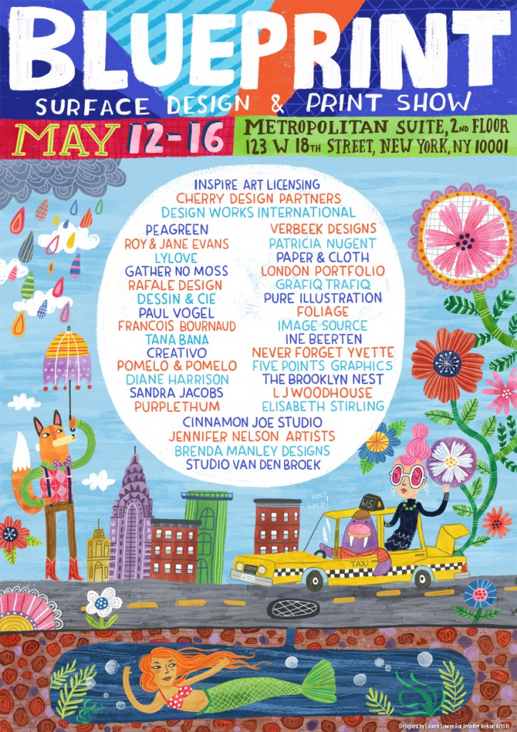 Pure illustration blueprint show new york pure illustration blueprint show may 2016 malvernweather Images