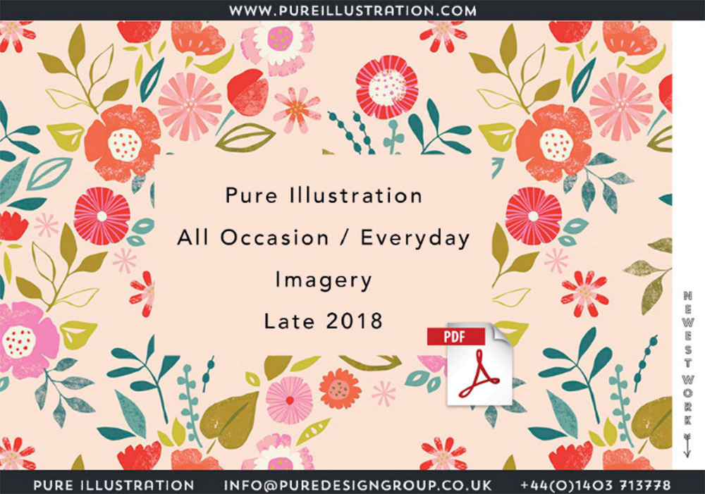 Pure Illustration Art Licensing agents for artists and illustrators