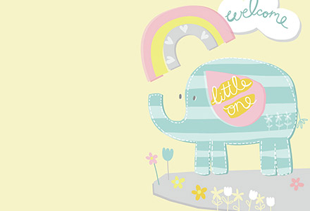 Kerry Spurling works with Pure Illustration Licensing to create Greeting Card designs